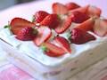 簡単ストロベリーショートケーキの作り方