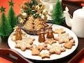 欧米クリスマスの定番!ジンジャーマンクッキー