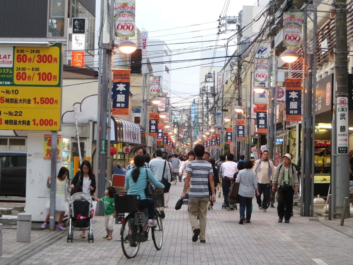町田、自然、歴史と今が交わる交通の要衝