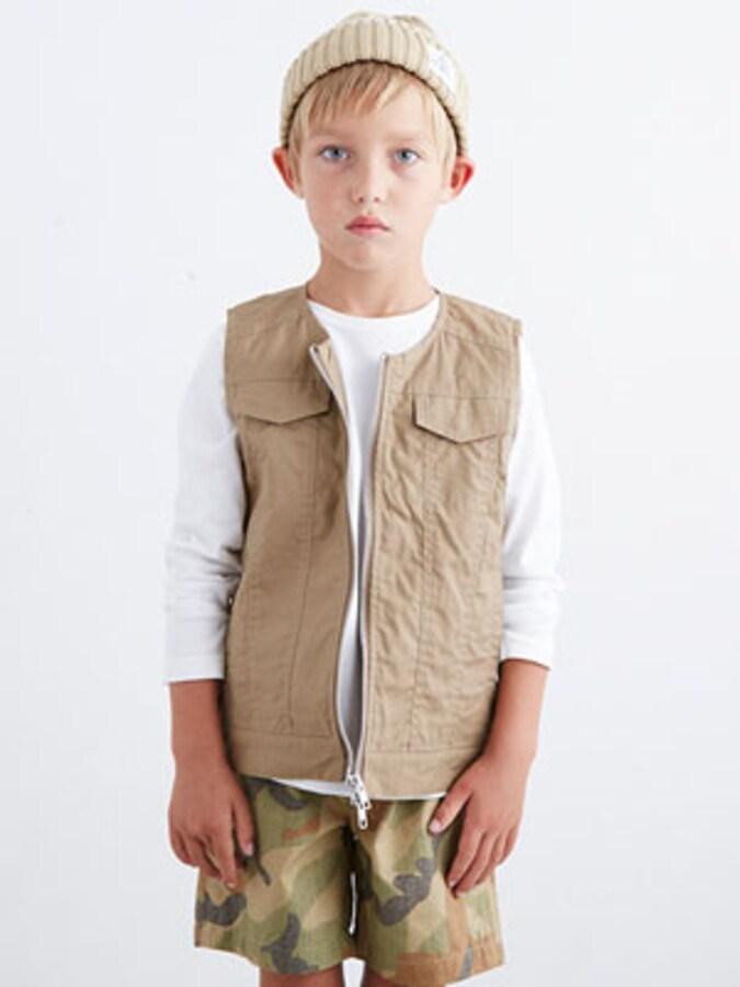 男の子もお洒落を楽しもう!おすすめ子供服ブランド