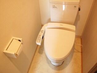 温水洗浄便座を外して、徹底的にトイレ掃除!