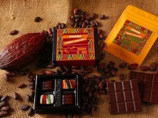 チャイルドレイバーフリーの幸せなチョコレート