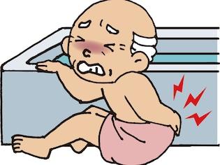 事故多発!お風呂のふたからリフォームまで、危険回避策