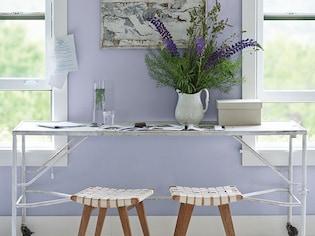 壁紙の上から塗装できる!美しいペイント仕上げの魅力