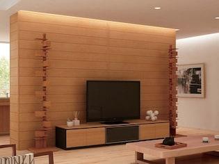 壁紙のほかに、塗り壁やタイルもオシャレ!壁材の種類と特徴