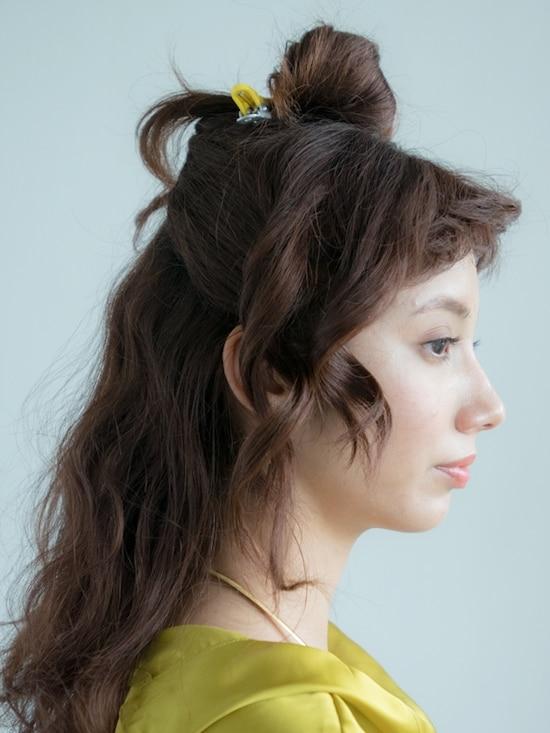 髪型 プリンセス