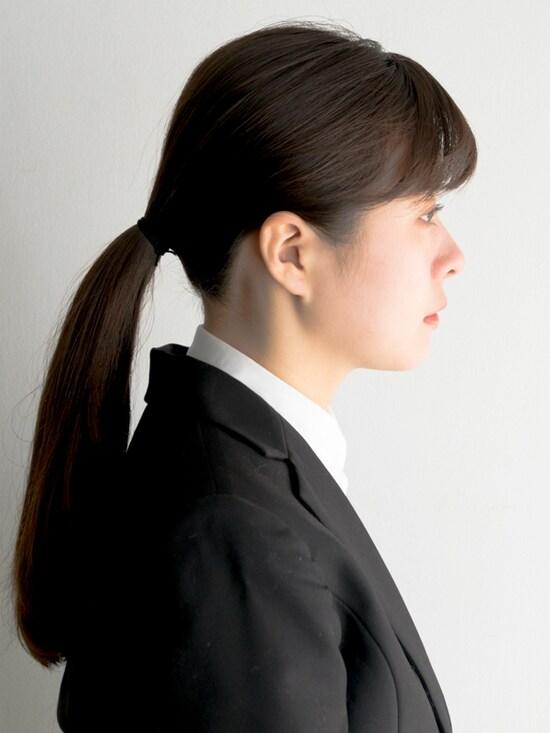 就活 髪型 女性 ショート