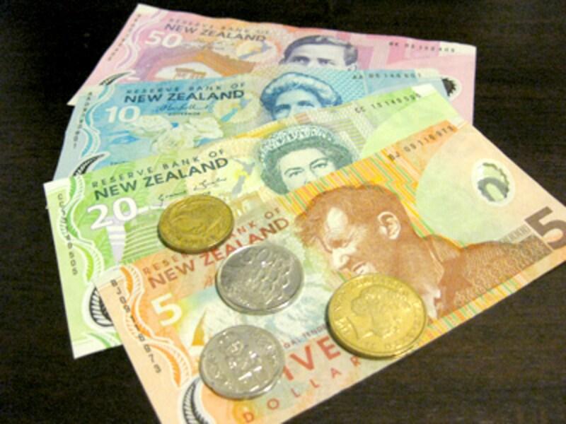 ニュージーランドの両替・通貨