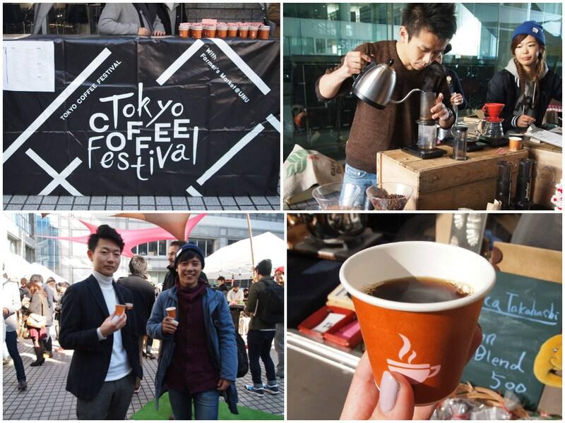 コーヒーの飲み比べが楽しい!Tokyo Coffee Festival