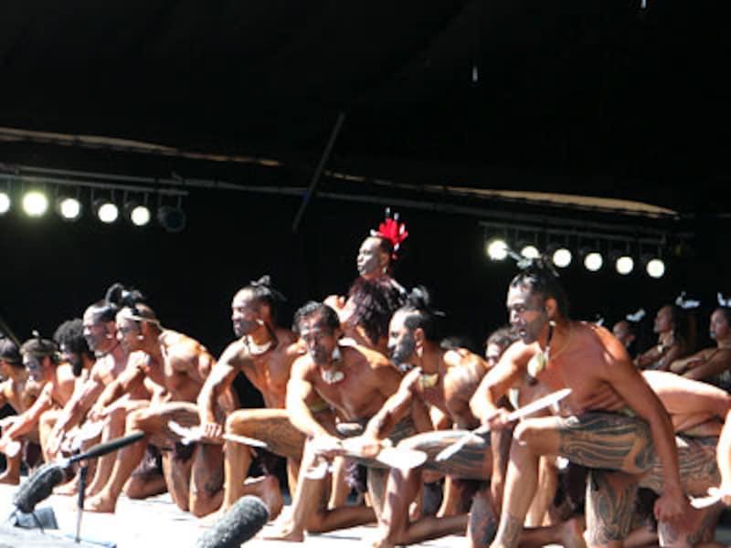 ニュージーランド先住民族マオリの文化と伝統