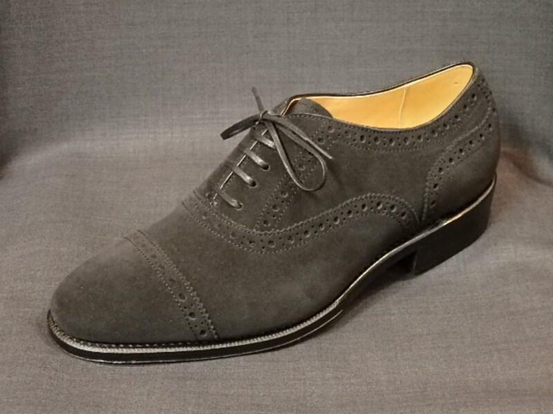 価格を遥かに超える品質!RAYMARの本格的紳士靴