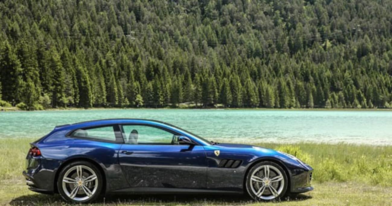 """フェラーリ新型GTC4ルッソを試乗──""""ライバルはレンジローバー""""の理由"""