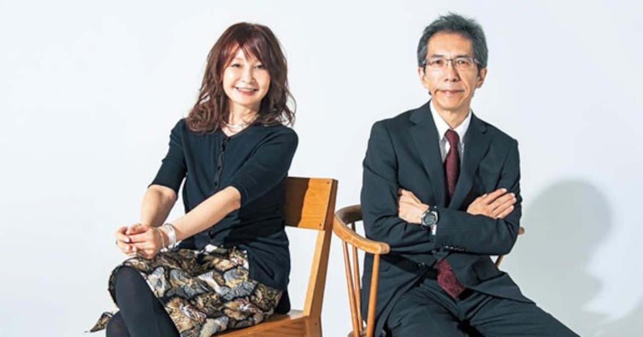 「老けない女」はどこが違う? YOUさん×澤口俊之先生 スペシャル対談
