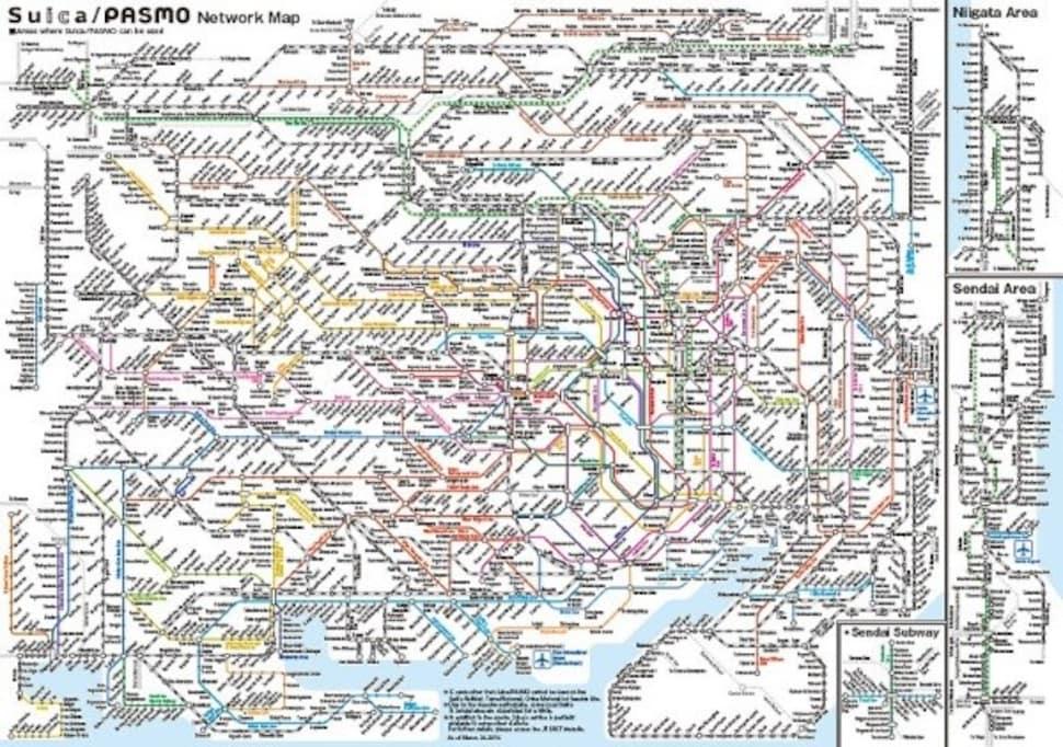 新宿―東京は何線で? 日本の交通案内は分かりやすいですか