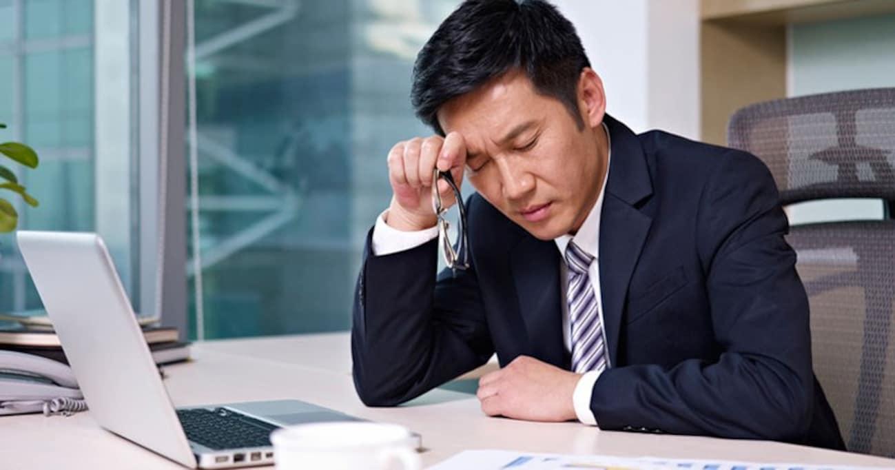 仕事のグチをこぼす相手すらいない40代男性は珍しくない