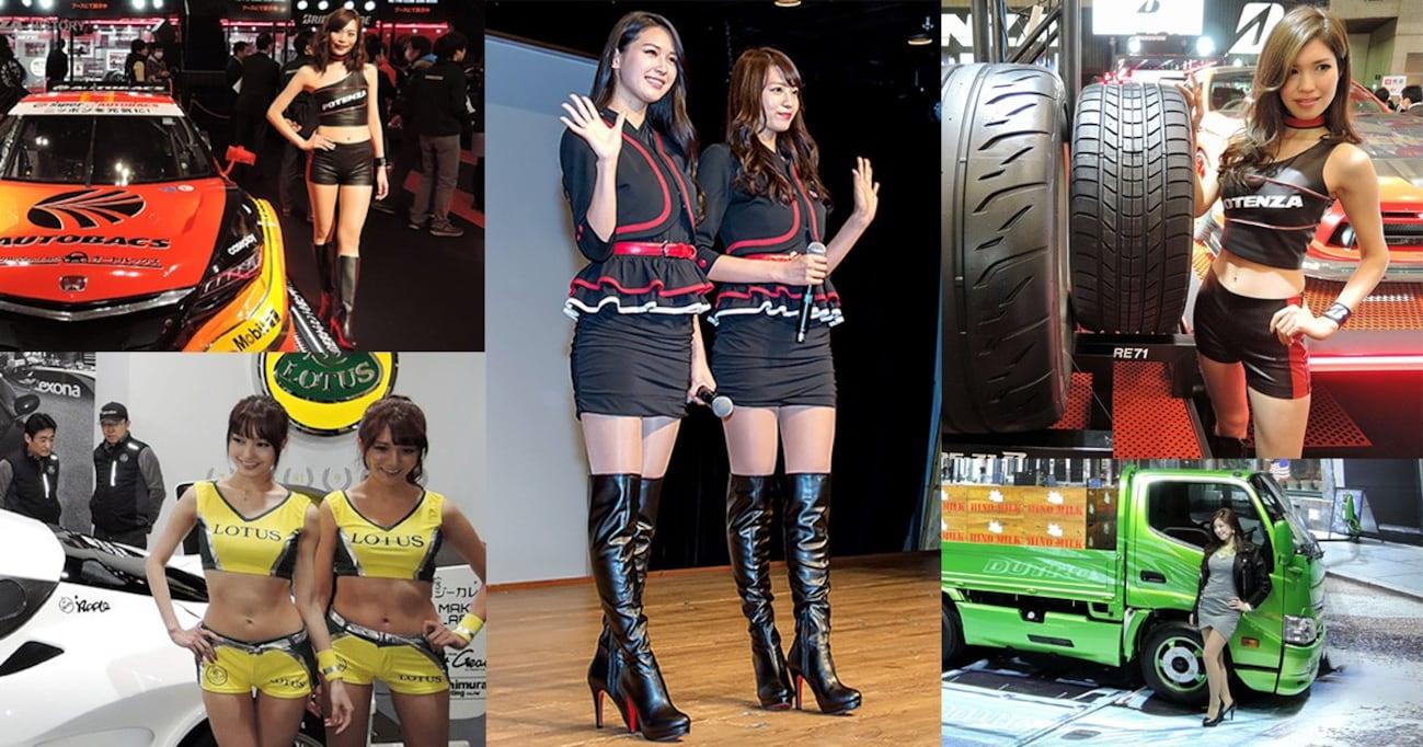 もはやモーターショーより面白い!?「東京オートサロン」の変貌ぶりが凄まじい