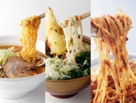 意外!太りにくい麺ランキングと太りにくい食べ方