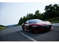 ホンダ NSX発表、世界のスーパーカーとの勝負に期待!