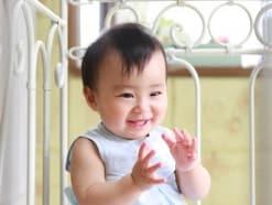 1歳(生後12ヶ月)の赤ちゃんの成長と生活・育児