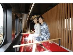 記念日はサプライズ満載!思い出に残る観光列車の旅へ