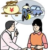 リスクを、プロとしっかり洗い出す保険ができている! ダブリとモレをなくす保険商品