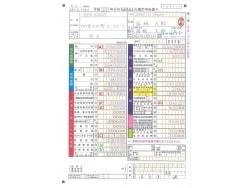 平成27年分 申告書Aの書き方と源泉徴収票の見方