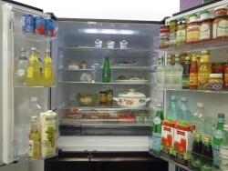 冷蔵庫の基本容量を計算する