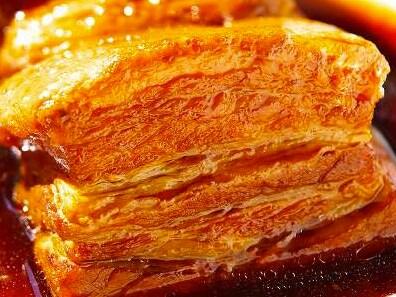 極上!豚肉好きのための豚の角煮