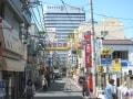 旗の台、商店街、お屋敷、学校と病院の街