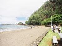 ハナのメインビーチ、ハナ・ベイ・ビーチパーク