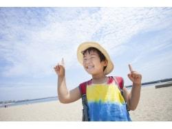 夏休みを上手に過ごす7つのポイント!