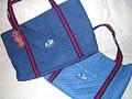 保育園の通園バッグはママに似合うものを