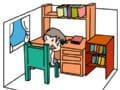 子ども部屋と学習机は「物置」でいい!