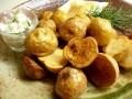 ひとくち揚げポテト&香草バター