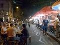 夜更かし派はココ!夜限定のサテ屋台 /シンガポール