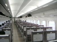 新幹線の中は、騒音で満ちている!今回は、騒音の比較的大きい旧型700系でテスト。