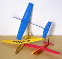 スーパーグライダーなど思い切り飛ばす系Canonクリエイティブパーク