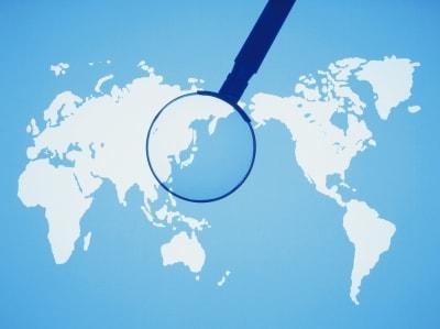 白地図を無料ダウンロード