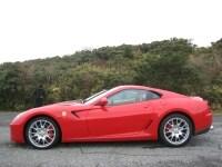 599こそ、史上最高のFRフェラーリ!