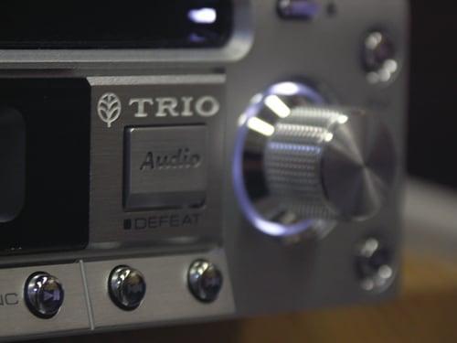 えっ? TRIOが高級カーオーディオで復活!?