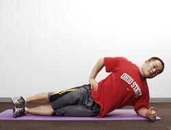 徹底的に脇腹のトレーニング