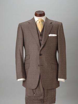 スーツ、ブランドランキング ベスト5