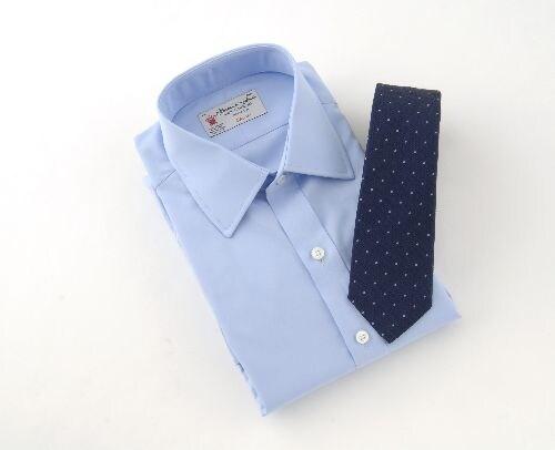 ジェームズ・ボンドが愛したシャツ