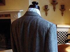 金洋服店による真摯なジャケット