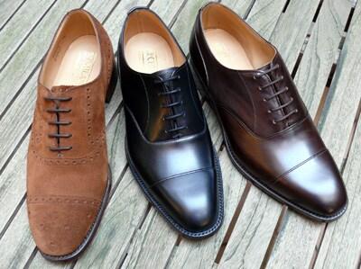 さらに魅力増大! 英国靴の老舗チーニー