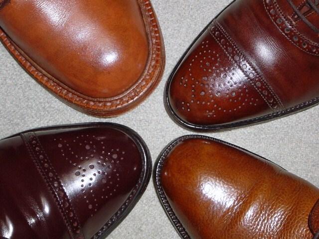 靴に使う「牛革」を深く考えてみる その1