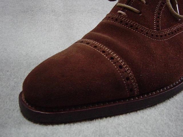 靴に使う「牛革」を深く考えてみる その3D