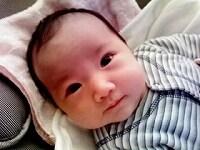 赤ちゃんの笑顔の秘密