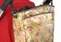 ベビーカーに!フルールビルのママバッグ