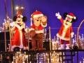 遊園地のクリスマス&冬イベント!エリア別ランキング